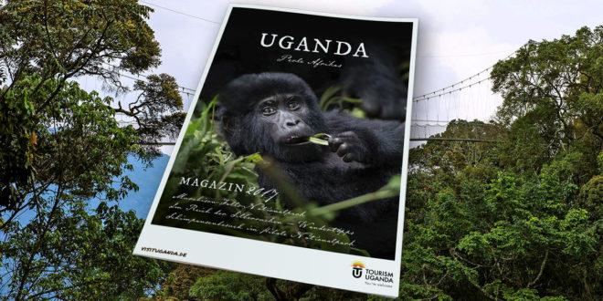 Uganda Reisemagazin Gratis Online Lesen Oder Per Post Bestellen